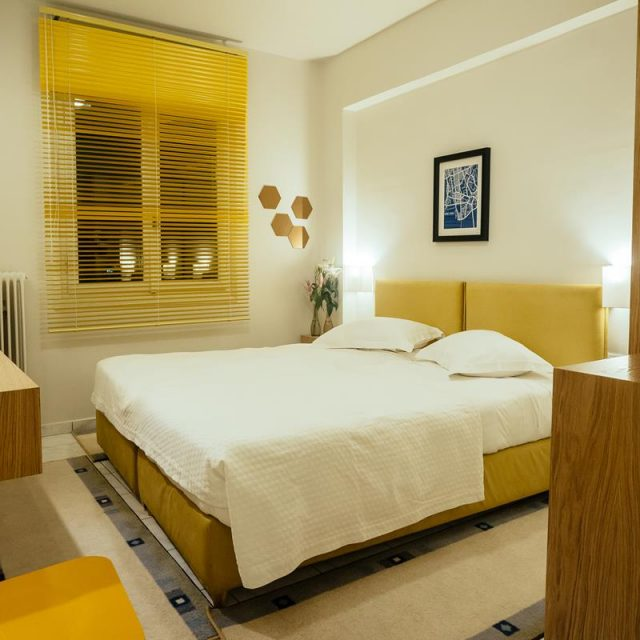 accommodation in nafplio - Leto Nuevo Hotel