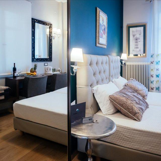 διαμονη ναυπλιο - Leto Nuevo Hotel