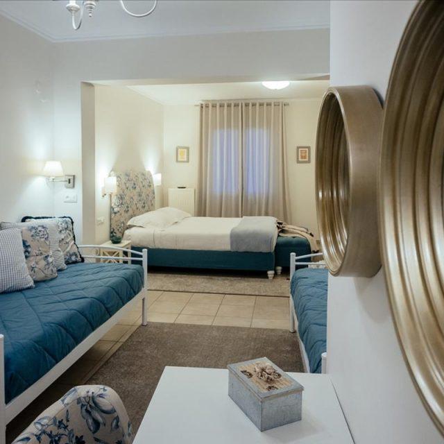 ναυπλιο οικογενειακα δωματια - Leto Nuevo Hotel